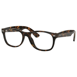 RAY BAN Brille NEW WAYFARER RX5184 braun