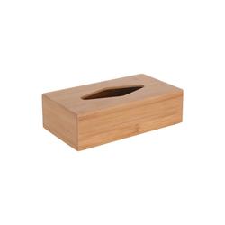 Koopmann Feuchttücherbox Bambus Taschentuchspender Kosmetiktücher Kosmetiktücherbox Kosmetikbox