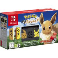 grau + Pokemon: Let's Go, Evoli! (Bundle)