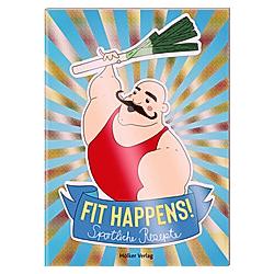 Fit happens! - Buch