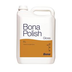 Bona Polish 5 Liter glänzend (Parkettpflegemittel)