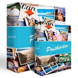 Postkarten-Album: Buch von
