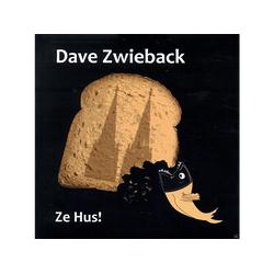 Dave Zwieback - Ze Hus! (CD)