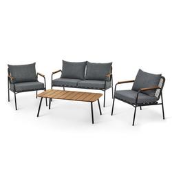 Design-Gartensofa-Set