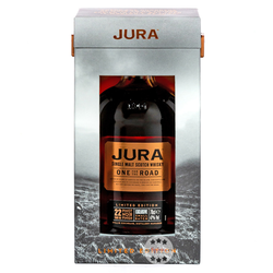Jura One for the Road 22 Jahre Whisky