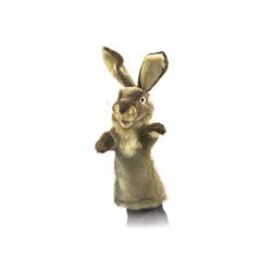 Folkmanis Handpuppen Handpuppe Folkmanis Handpuppe Hase für die Puppenbühne 2800 (Packung)