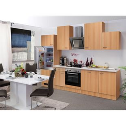Flex-Well Küchenzeile 280 cm G-280-2301-015 Nano