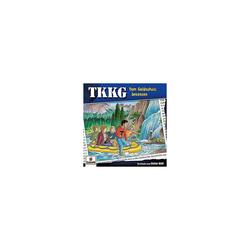TKKG Hörspiel CD TKKG 201 - Vom Goldschatz besessen