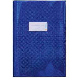 Heftschoner Glamour A4 blau