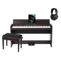 Korg LP-380 RW Digitalpiano Set Rosenholz