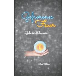 Gefrorenes Feuer als Buch von Elena Tallian