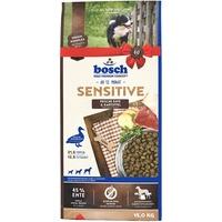 Bosch Tiernahrung Sensitive Ente & Kartoffel 15 kg