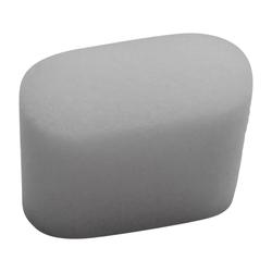 Schaumstopfen oval für Dichtstoff Klebstoff Primerauftragskopf oval