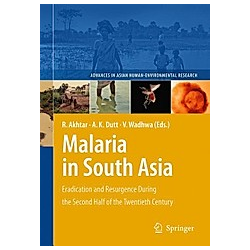 Malaria in South Asia - Buch
