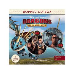 Dragons-auf Zu Neuen Ufern - Dragons -Auf (CD)