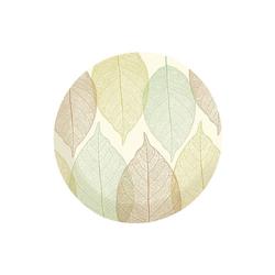 Procos Teller Bambusfaser 1 Bambusfaser Teller 24 cm 75% Anteil beige