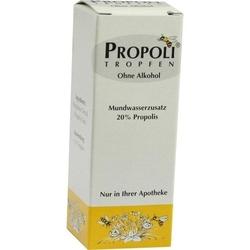 PROPOLI Tropfen ohne Alkohol 20 ml