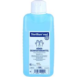 STERILLIUM med Lösung 500 ml