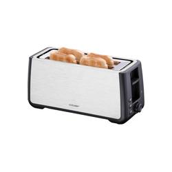 Cloer Toaster King-Size-Toaster 3579, für 4 XXL-Toasts