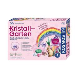 Kosmos Spiel, Kristall-Garten