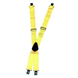 Arbeits-Hosenträger, gelb