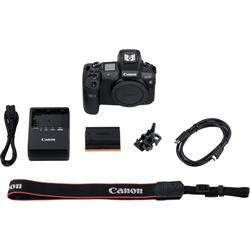 Canon EOS R Systemkamera-Body (30,3 MP, WLAN (WiFi), Bluetooth)