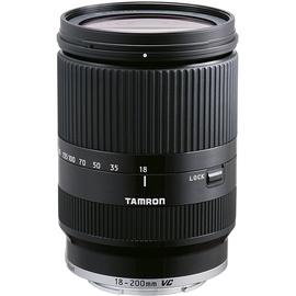 Tamron 18-200 mm F3,5-6,3 Di III VC Canon M schwarz