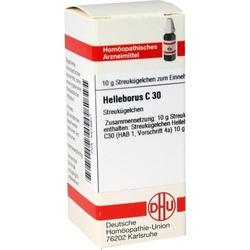 HELLEBORUS C 30 Globuli 10 g