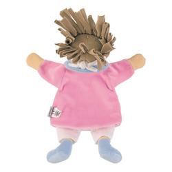 Sterntaler® Handpuppe Handpuppe Krankenschwester, 26x28 cm