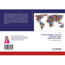 Trade Linkages FDI and Business Cycle Synchronization als Buch von Linyue Li