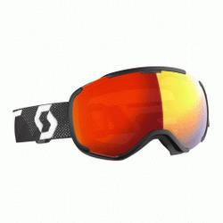 Scott - Faze II LS Black/White - Skibrillen