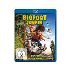 Bigfoot Junior 3D Blu-ray