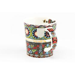 Dunoon Becher, Dunoon Becher Teetasse Kaffeetasse Lomond Afrika Löwe