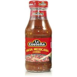 La Costena Original mexikanische Salsa Casera , 4er Pack