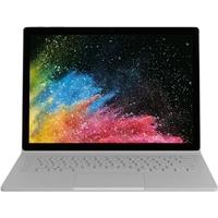 Surface Book 2 13.5 i5 8GB RAM 256GB SSD Wi-Fi Silber