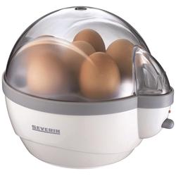 SEVERIN Eierkocher EK3051 weiß-grau