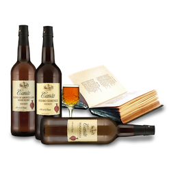 Probierpaket Sherry at its best