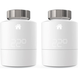 tado° Smartes Heizkörper-Thermostat - Duo Pack, Thermostat, Weiss