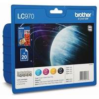 Brother LC-970 CMYK