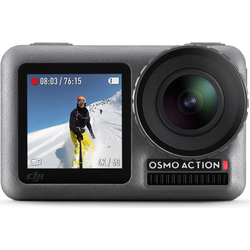 Dji Osmo Action (60p, 4K), Actioncam