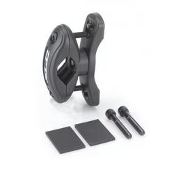 XLC Fahrrad-Flaschenhalter XLC Uniadapter für Trinkflaschenhalter schwarz