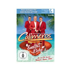 Calimeros - Endlos Liebe (DVD)