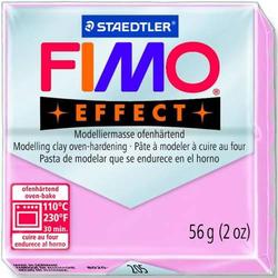 Modelliermasse Fimo effect Kunststoff 56 g rose Normalblock