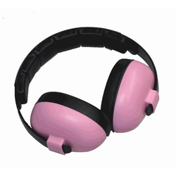 BabyBanz Babygehörschutz/Ohrenschützer Ohrenschutz Gehörschutz pink