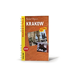 Krakow Marco Polo Travel Guide - with pull out map - Buch