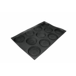 SCHNEIDER AIR Hamburger Backform, Gebäckform für Hamburger, wie auch Feingebäck, Durchmesser: 114 mm
