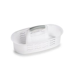 Zeller Present Aufbewahrungsbox (1 Stück), für Putz- und Badezubehör, Kunststoff