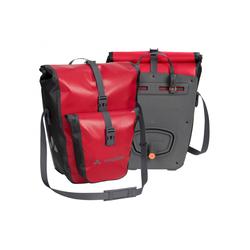 Vaude Aqua Back Plus - Fahrradtasche, Rot (Paar) Taschenvariante - Packtasche/Gepäcktasche,