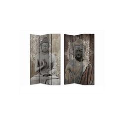 HTI-Line Paravent Paravent Buddha 3