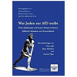 Was Juden zur AfD treibt